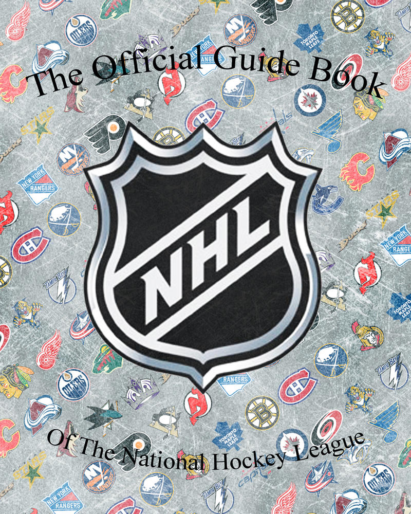 NHL Book Cover by XStitchedxDreamsX