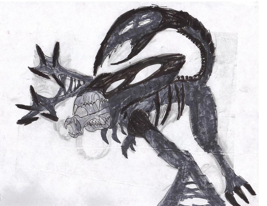 xenomorph vs necromorph - photo #2