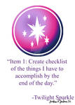 Twilight sparkle logo