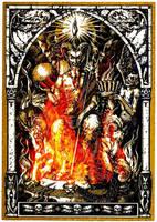 throne by montroytana