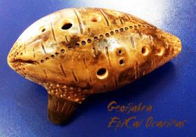 Bass Dot Ocarina by Geotjakra