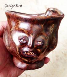 Drink to forget unpleasant taste by Geotjakra