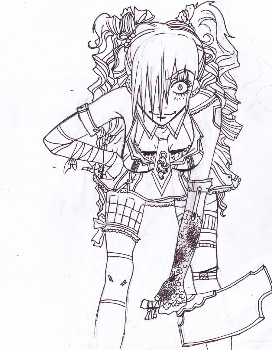 Zombie Pin Up Girl Emerges furthermore Scary Halloween Drawings Step By Step besides Monster Monday Sketch No 7 312088144 likewise Scary Drawings Of Zombies additionally Jupiter Coloring Page. on scary creepy zombie