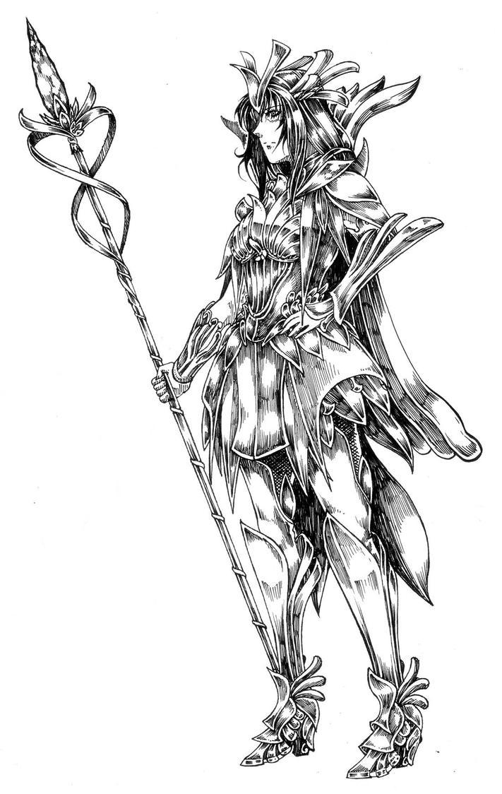 Floral Armor Lv 3+ by MakotoSei