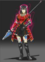 Miriam Costume Fan-art 01 by MakotoSei