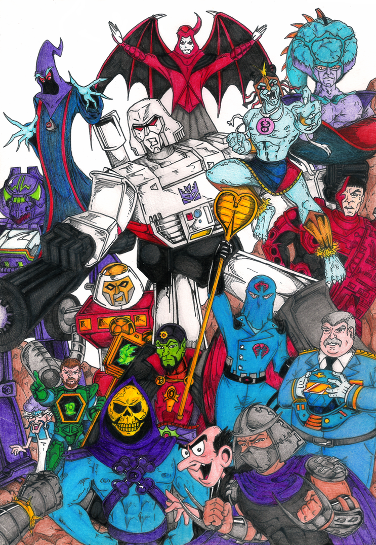British Cartoon Characters 80 S : S supervillain cram by chrismcfeely on deviantart