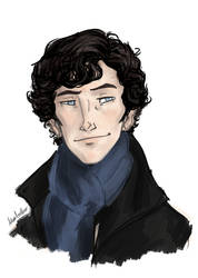 The Consulting Detective by Adam-Anellaer