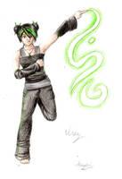 Ivy by Scyoni
