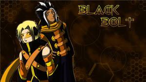 Black Bolt by Scyoni