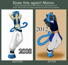 Farek: Draw it Again by Scyoni