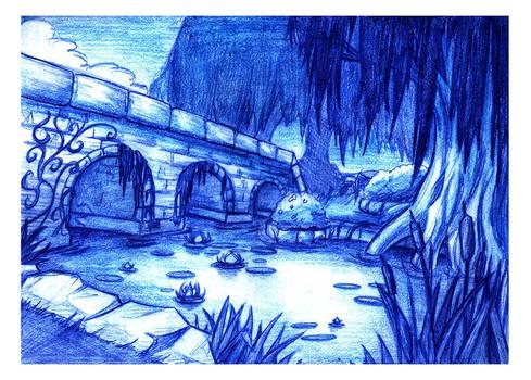 Swampish Pond