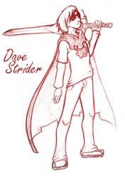 Dave Strider by Scyoni