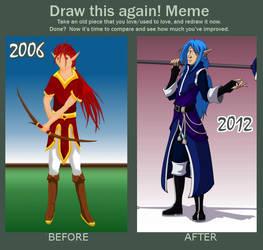 Draw it Again : Drano by Scyoni