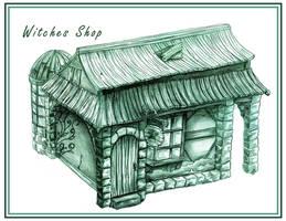 Design 1 - Shop Exterior by Scyoni