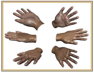 3D - Hand