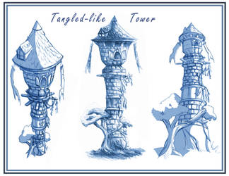 Design - Tower by Scyoni