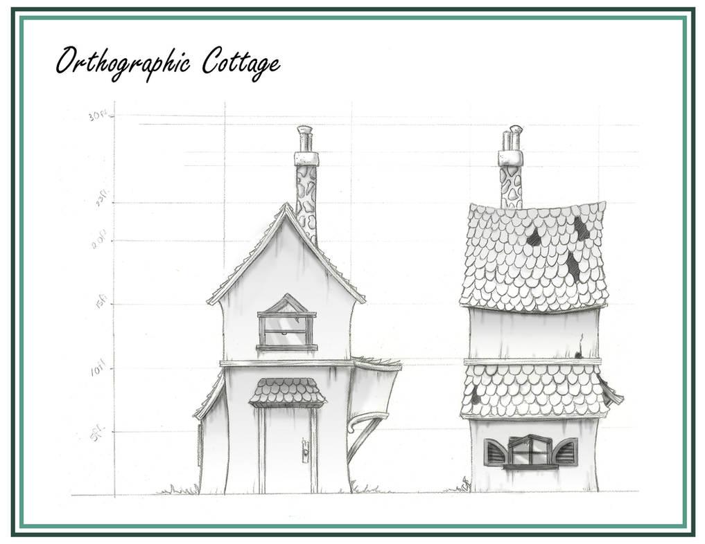 Cottage by Scyoni