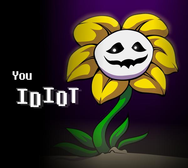 You IDIOT 2.0 by Scyoni