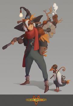 Concept Artist RPG 5 Task 1