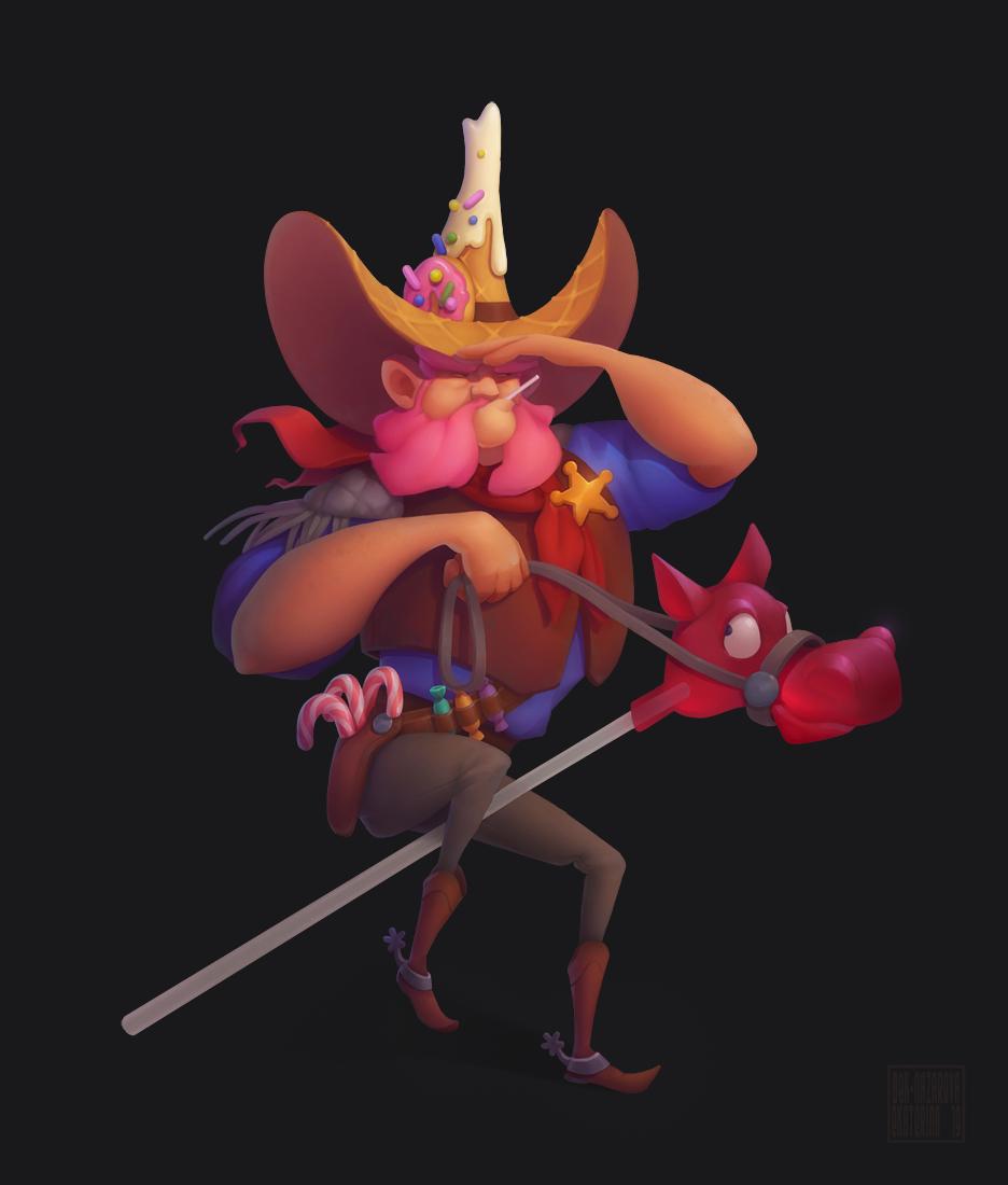 Candyman sheriff