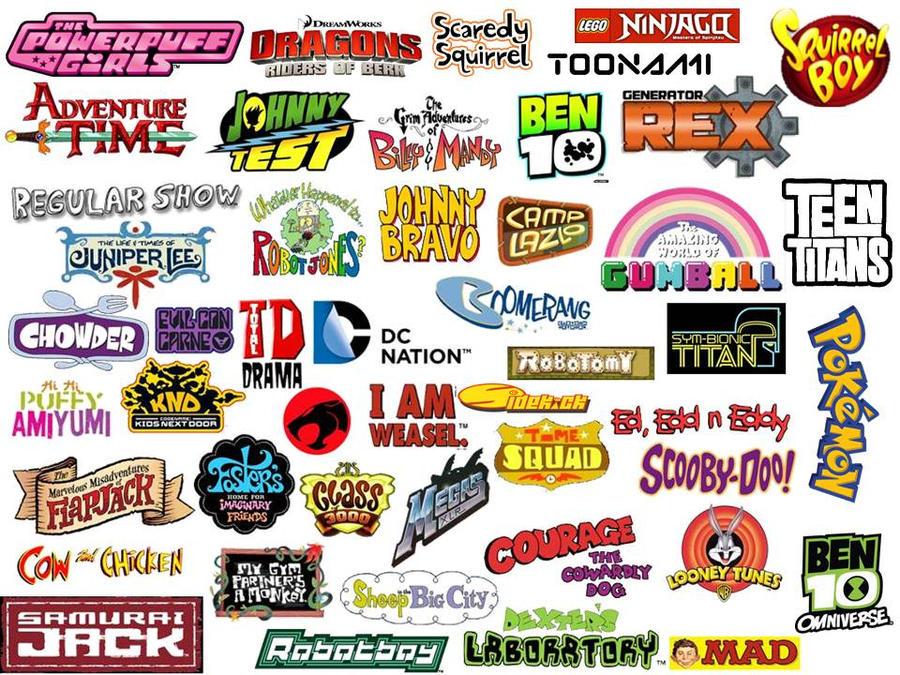 Cartoon Network 20th Birthday By Popman71 On Deviantart