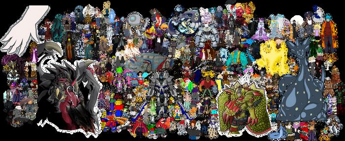 The DeviantArt OC Collection