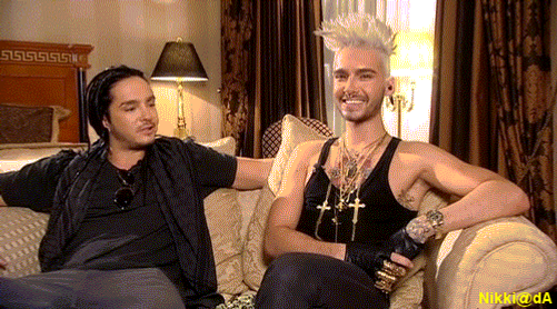 Bill and Tom DSDS Laugh by XxLovesTokioHotelxX