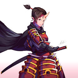 Akihiro (Oni Oc)