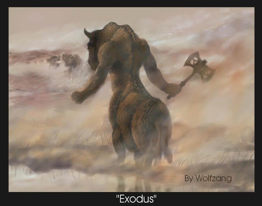 Exodus by El-Lobizon