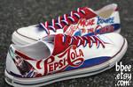 Pepsi Shoes