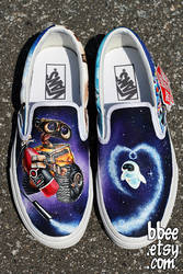 Wall-E Shoes