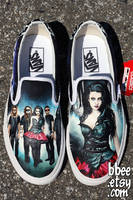 Evanescence Shoes