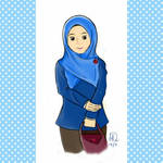 Random Muslim Girl