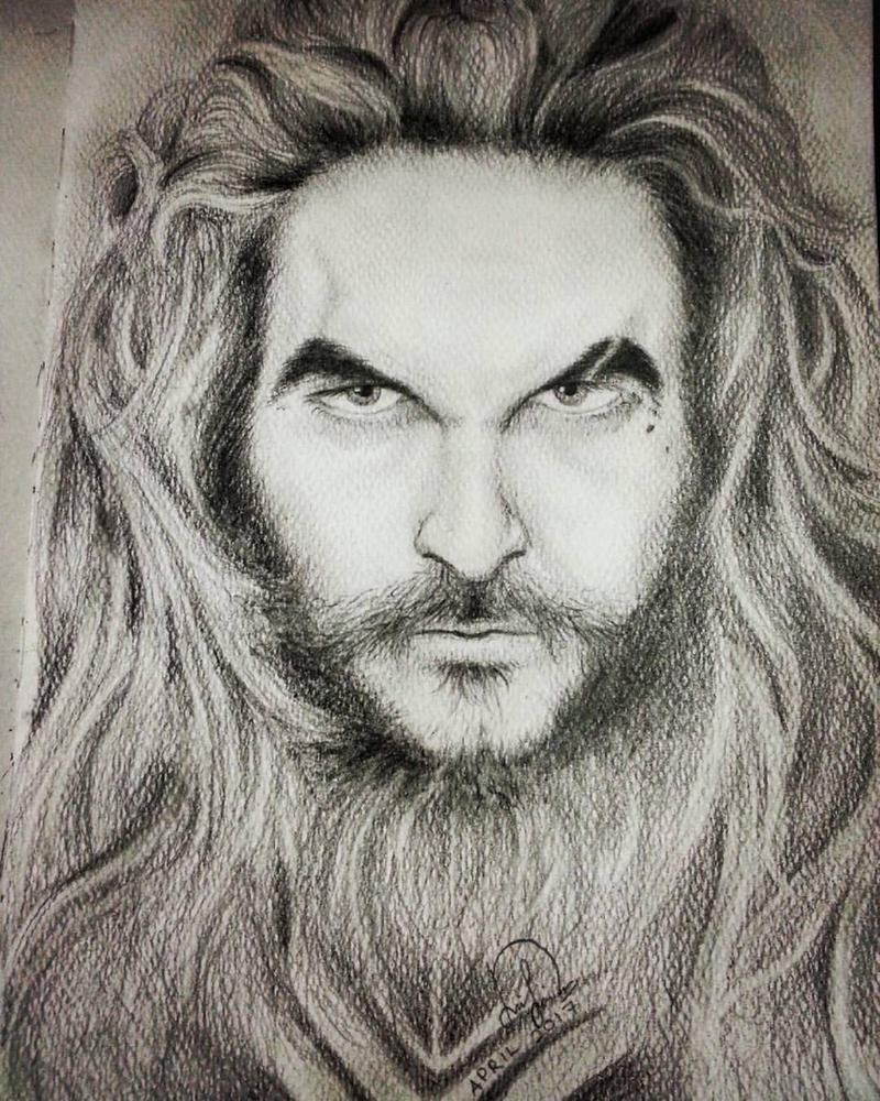 Aquaman from Justice League by Laily95