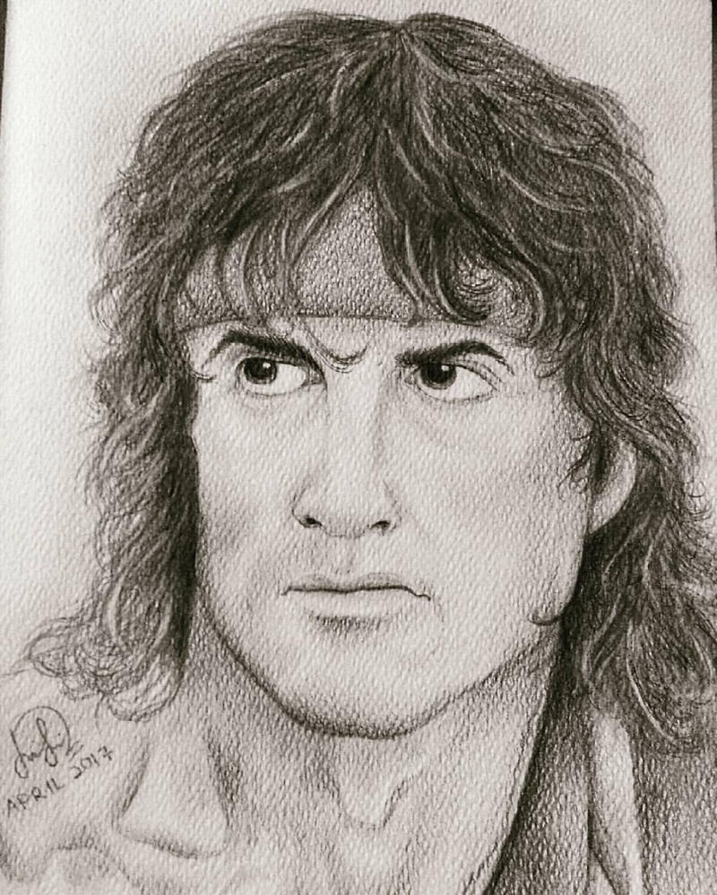 John Rambo by Laily95