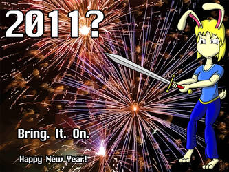 New Year 2011 by nothingsp