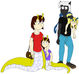 Family Photo by nothingsp