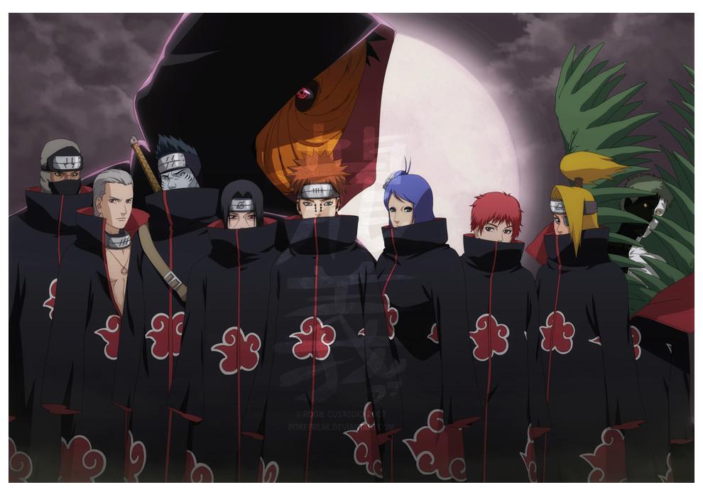 Galeria de Naruto Akatsuki_Rerender_by_pokefreak