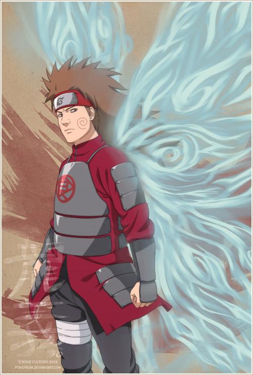 Naruto,Naruto Shippuden personajes y tecnicas