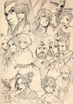 Avatar Sketch by Roggles