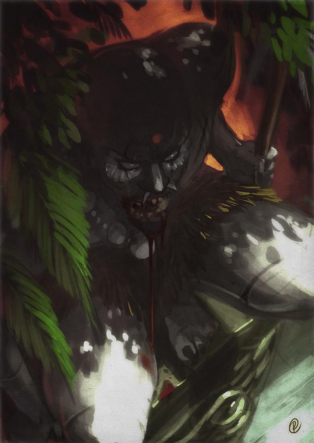 Cannibal Fantasy Rogglesdeviantart Art