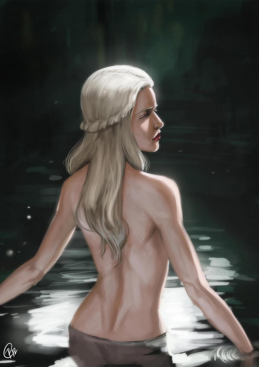 Daenerys by Roggles