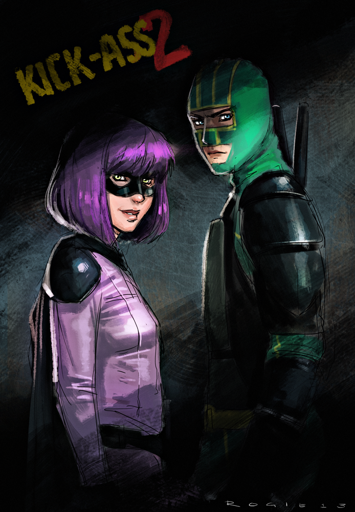 Love Wallpaper Kickass : Kick-Ass 2 by Roggles on DeviantArt