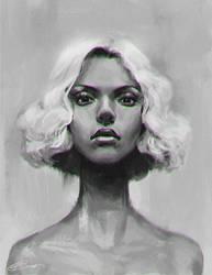 Portrait Doodle