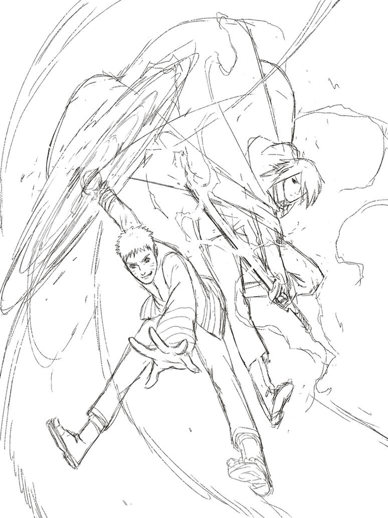 Sketch - Next Gen by Roggles
