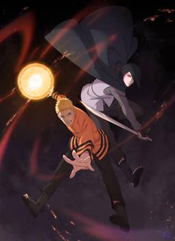 Naruto - Tribute