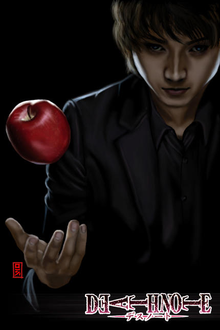 Light Yagami by Roggles