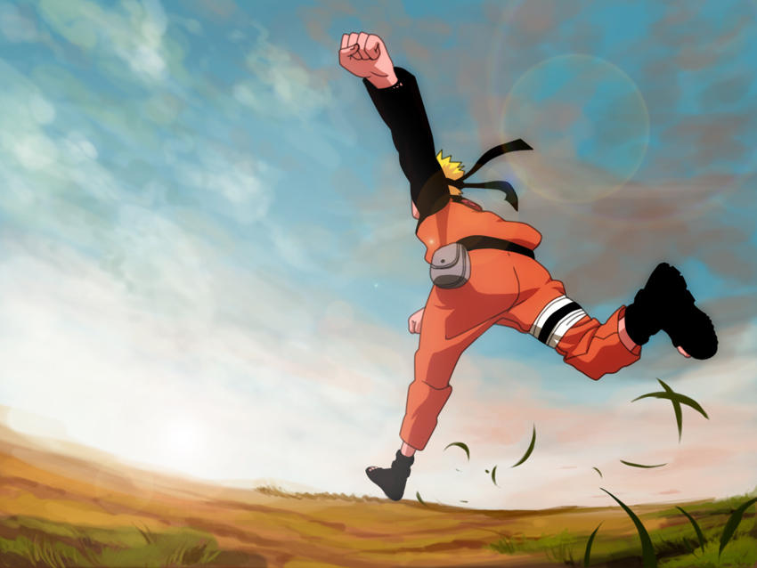 Naruto - Run by Roggles