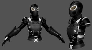 Agent Venom WIP by sankart