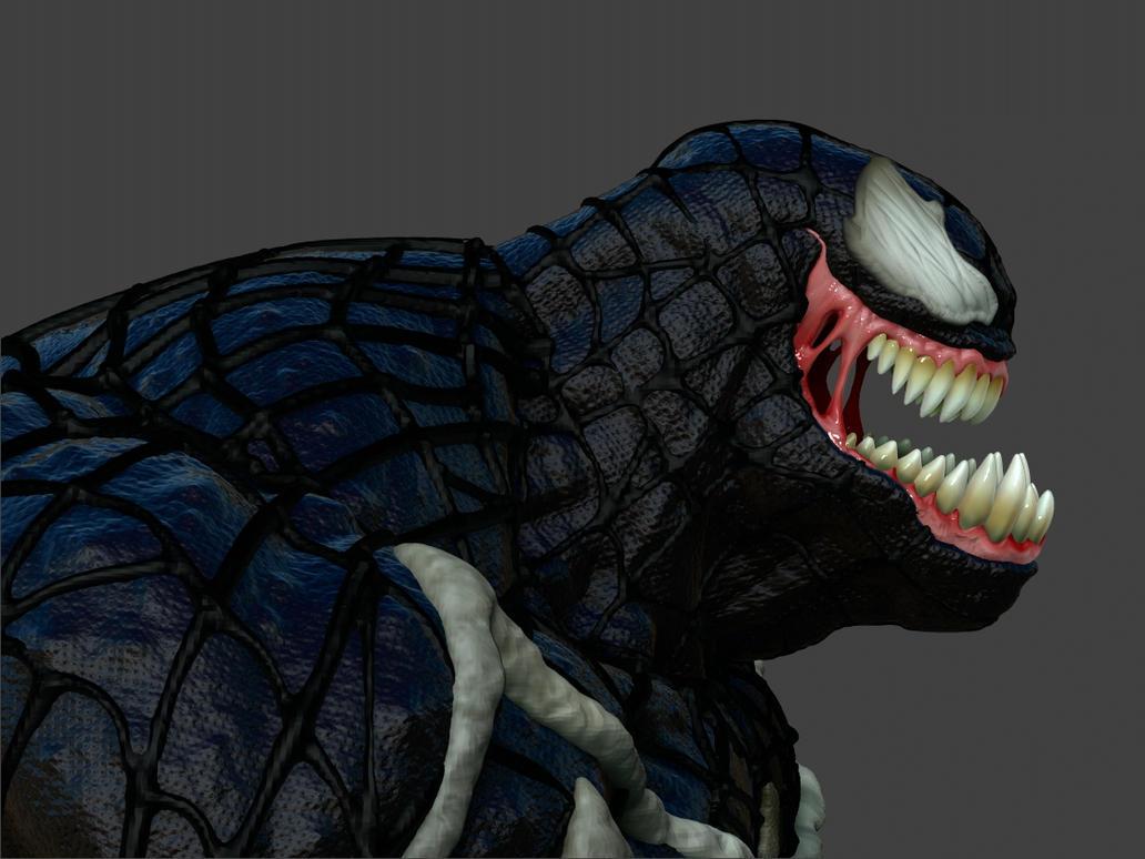 Venom 1 by sankart